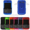 BlackBerry Onyx 9700 Crystal Rubberized Case