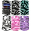 Blackberry 9630 Tour Zebra Design Protector Case