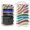 Blackberry Tour 9630 Multicolor Zebra Case