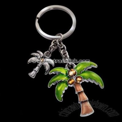 Bling Icon Keyrings -