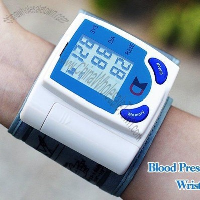 Blood Pressure Monitor Wrist Type