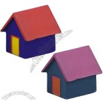 Blue House Stress Balls