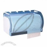 Blue Roll Tissue Dispenser
