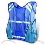 Blue Safety Vest