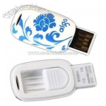 Blue and White Porcelain 2GB USB Flash Disk