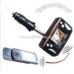 Bluetooth Car MP4 Player with FM Transmitter
