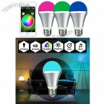 Bluetooth LED Bulb, Various Lighting Effect