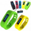 Bluetooth healthy bracelet watch, OLED 0.91-inch screen, colorful wristbands optional
