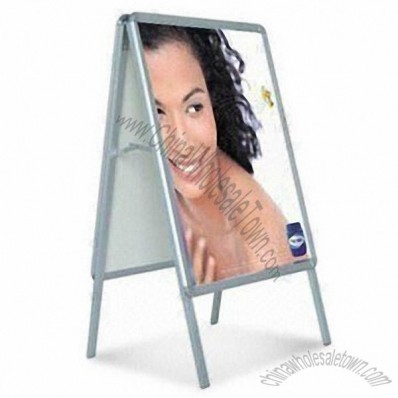 Board Snap Sign Frame Stand