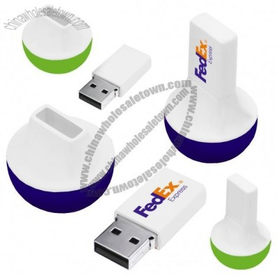 Bob culbuto USB Flash Drive Memory Stick