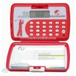 Body Size Calculator with Name-Card Holder