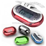 Body fat Pedometer