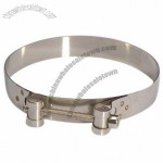Bolt Hose Clamp, with T-type Stainless Steel Material
