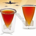 Bombs Away Double Shot Glasses