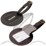 Bonded Leather Luggage Tag(1)