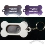 Bone Dog Training Clicker Keychain