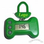 Bone Shape Pet Pedometer