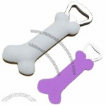 Bone Shaped Silicone Bottle Opener
