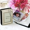 Book of Memories - Place Card Holder and Mini Photo Album