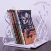 Bookends with Powder Coating and Anti-rust Treatment