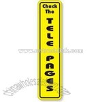 Bookmark or Ruler
