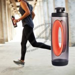 Bopp Sport Water Bottle Dumbbell