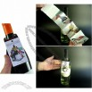 Bottle Foldilocks - Pocket Sized Print - Bottle Hanger