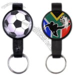 Bottle Opener & Keyring - Soccer Ball