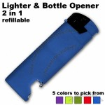 Bottle Opener & Lighter