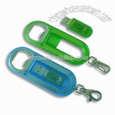 Bottle Opener USB flash disk