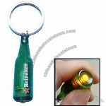 Bottle Shape Led Key Chain
