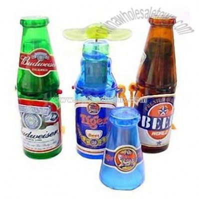 Bottle Shape Mini Fan