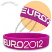 Bracelets with Raised Silicone Logo in Multi-colour (Kid size)