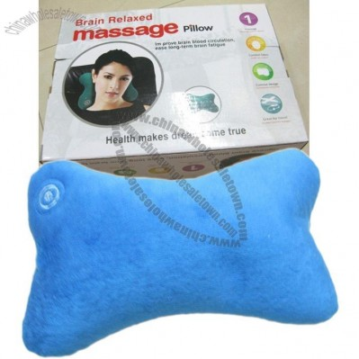 Brain Relaxed Massage Pillow for Car