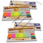 Branded Sticky Note & Tab Dividers Calendar Desktop Set