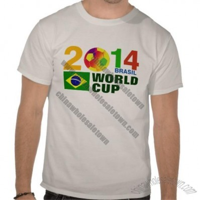 Brasil 2014 World Cup T Shirts