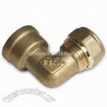 Brass Compression PEX Pipe Fittings
