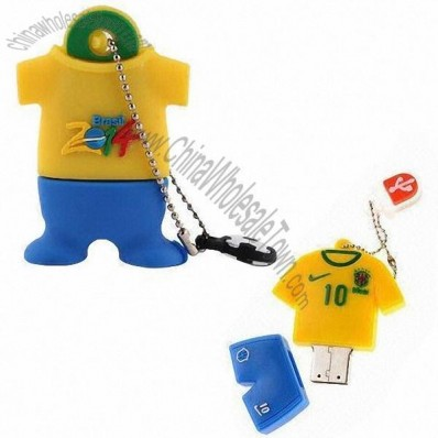 Brazil 2014 World Cup USB Flash Drive