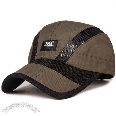 Breathable Baseball Cap with Mesh