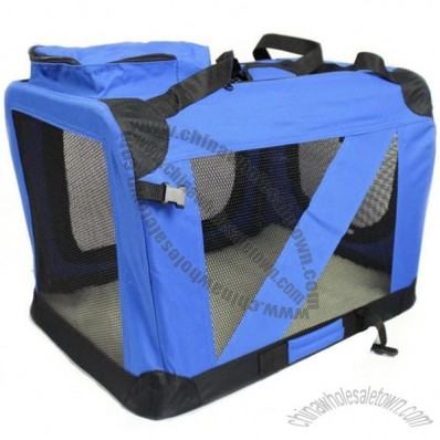 Breathable Portable Folding Pet Carrier Bag