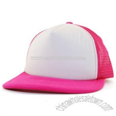 Bright Foam Fan Trucker cap