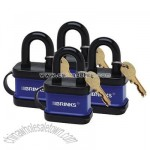 Brinks Weather Resistant Padlock