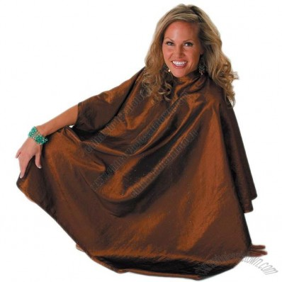 Bronze Salon Cape