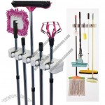 Broom Mop Bath Brush Bathroom Kitchen Wall Mounted Holder Axes Shears Golf Clubs Knifes Holder Hooks Hangers Tool