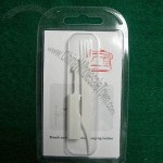 Brush Cover and Sewing Machine Needle Changing Holder