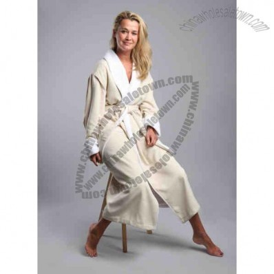 Brushed Micro Fiber Robe
