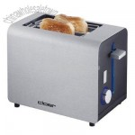 Brushed Stainless Steel Toaster