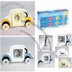 Bubble Car Shaped Table Bedside Alarm Clock