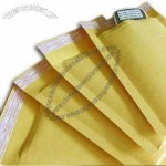 Bubble Mailer with High-slip Bubble Lining for Easy Product Insertion