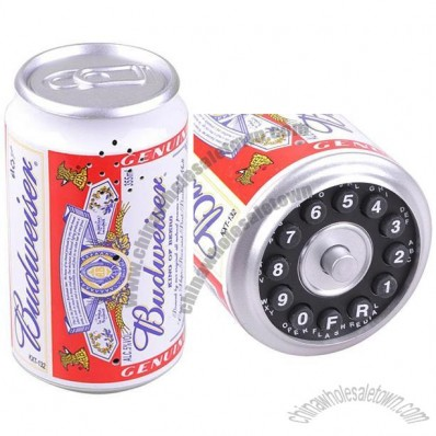 Budweiser Can Shaped Wired Home Office Table Landline Telephone
